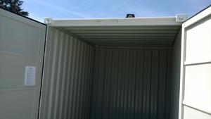 10 Fuß Lagercontainer