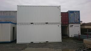 Lagercontainer 20 Fuß