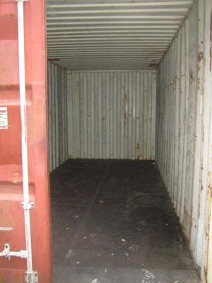Shipping containers used